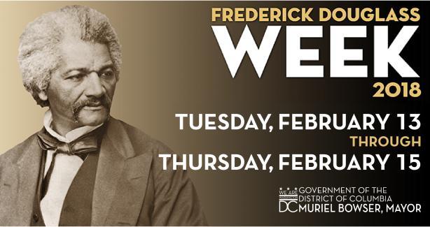 Frederick Douglass Week